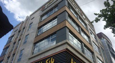 پروژه سرپرستی بانک انصار گلستان