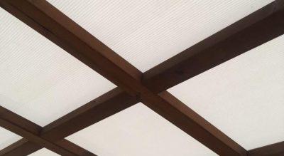 اجرای سقف و فضای داخلی