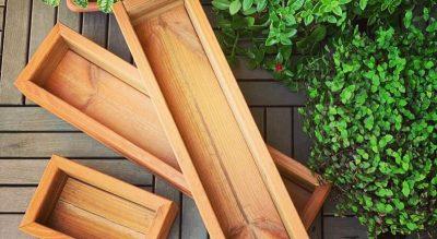 ساخت محصولات چوبی ترمو