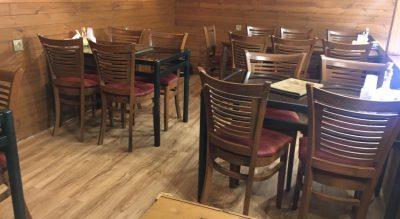 پروژه اجرای فضای داخلی رستوران