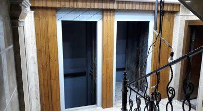 چوب ترمو در فضای داخلی